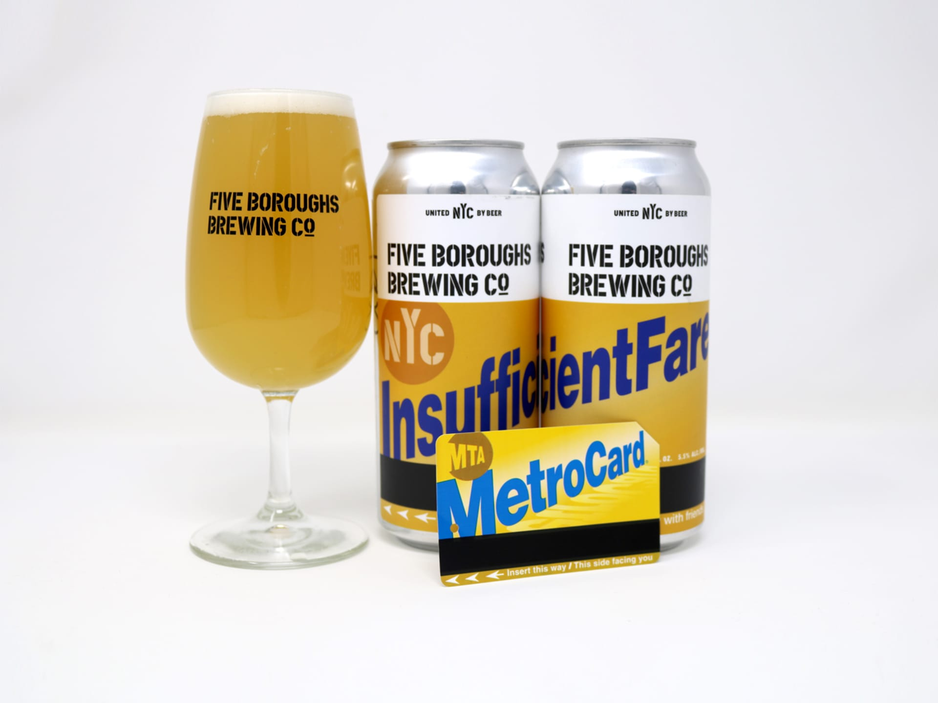 Beer Bulletin: Insufficient Fare