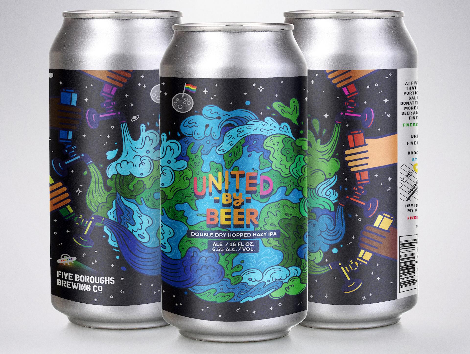 United By Beer 2020